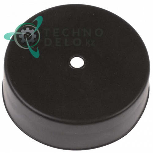 Мембрана D110мм H34мм 0931410 вакуумного упаковщика Henkelman H300/Marlin, Allpax и др.