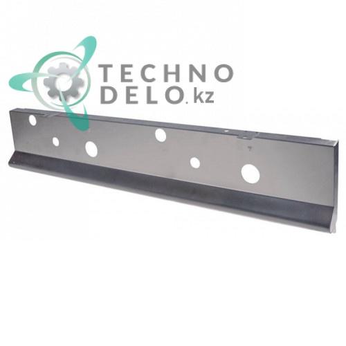 Панель передняя 850x150мм 12012797 R162808 для гриль-плиты Fagor FTG
