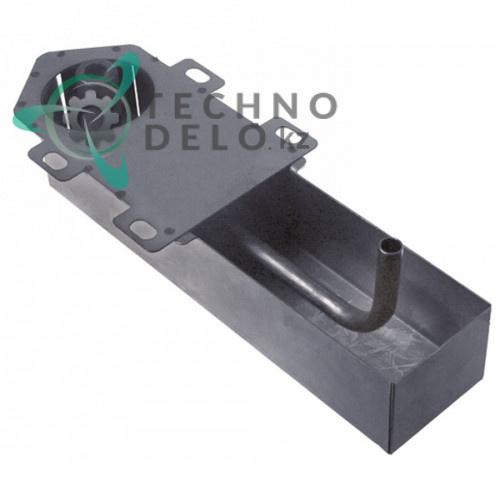 Трубка инжекторная для пара 12013564 T072605 пароконвектомата Fagor