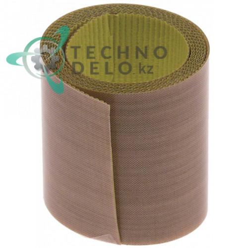 Лента тефлоновая (PTFE) 60мм L-1000мм для вакуумных упаковщиков