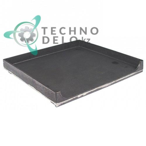 Плита чугунная 400x380x60мм B02027 жарочной поверхности Roller Grill PSE400/PSG400