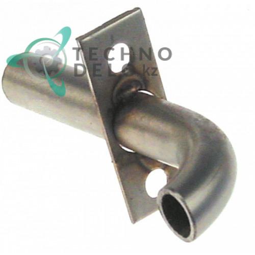 Трубка инжекторная (впрыск пара) RTFOC0695 для теплового профессионального оборудования MBM