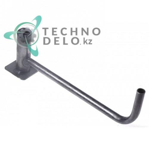 Трубка инжекторная L-180/65мм трубка ø10мм 12013716 T07500 для пароконвектомата Fagor