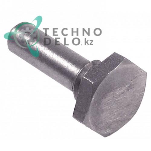 Палец дверной универсальный ø6мм L-25мм резьба M8 12008634 X960504000 для теплового оборудования Fagor