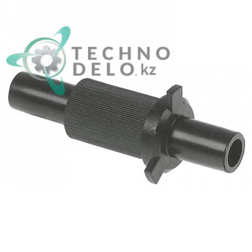 Клапан обратный 65081100 L72мм ø18мм льдогенератора Scotsman