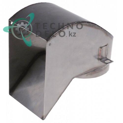 Желоб 170x100x160мм 81480086 льдогенератора Icematic SF300/SF500