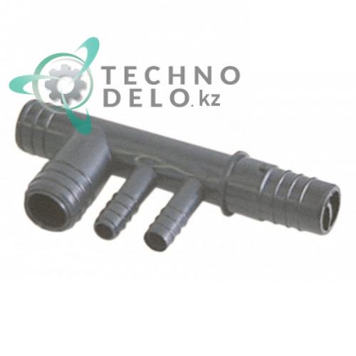 Соединитель шланговый 910025 RH000665 льдогенератора Eurfrigor и др.