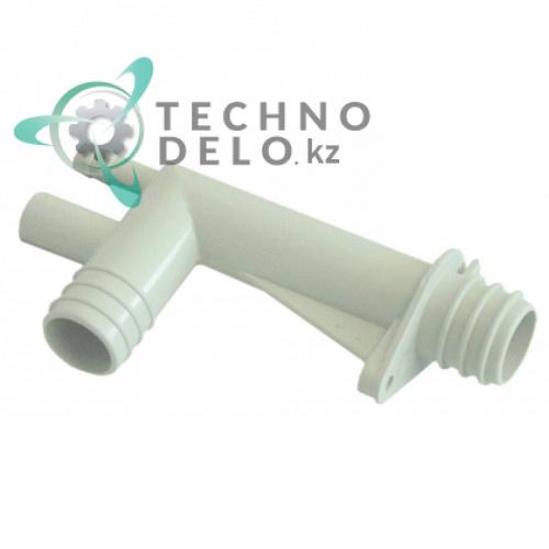 Распределитель-коллектор водяной 300363 льдогенератора ITV Alfa/Delta/Gala