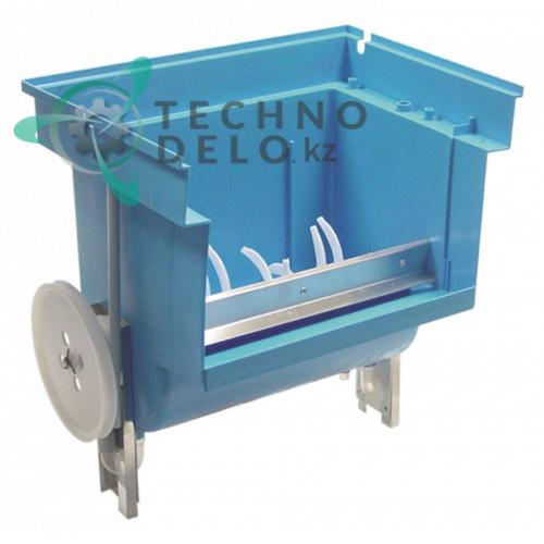 Ванна в комплекте 360x260x400мм 105101 льдогенератора ITV Pulsar 25/35/45