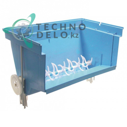 Ванна в комплекте 635x395x470мм 105106 льдогенератора ITV