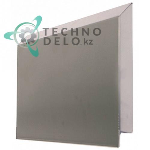 Дверца 303x185x22 мм K00816 льдогенератора Kastel