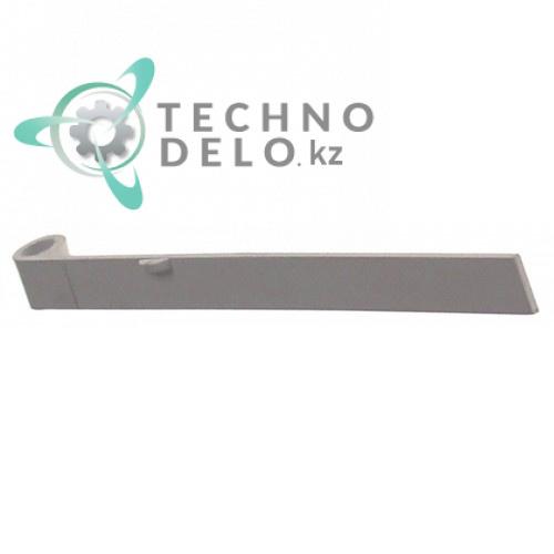Пластинка 120x10мм ø6мм A049054 шторки льдогенератора Linea Blanca
