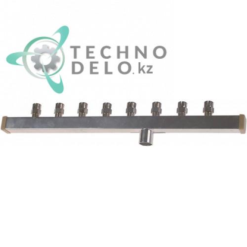 Распылитель-коромысло C20289 L330мм 8 дюз льдогенератора Brema CB246/CB249