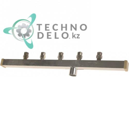 Распылитель-коромысло C20530 L330мм 5 дюз льдогенератора Brema CB246