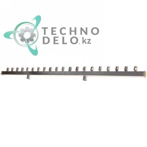 Распылитель-коромысло C20200 L718мм 20 дюз льдогенератора Brema C150/C300/CB1265