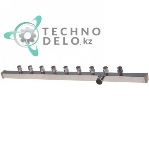 Распылитель-коромысло C20573 L440мм 9 дюз льдогенератора Brema, Luxia, NTF и др.