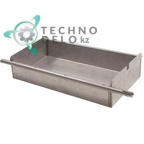 Ванна металлическая 290x175x75мм C22256 льдогенератора Brema IF30, NTF IFC65 и др.
