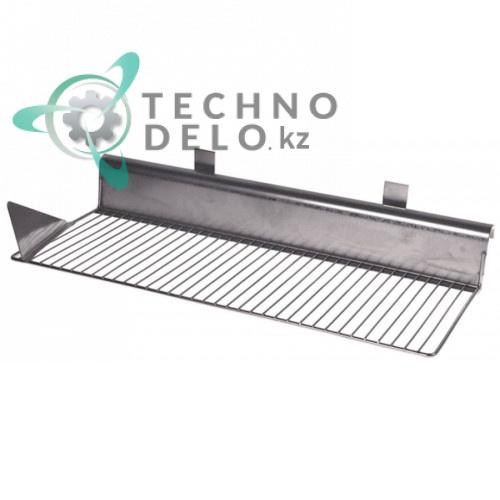 Решётка ледоскат 170x440мм 81423063 льдогенератора Icematic N70S/N90 и др.