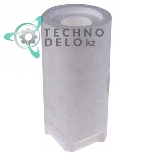 Изоляция 06055104 H230мм ø117мм для льдогенератора Icematic, Scotsman AF30/MF30/MF36 и др.