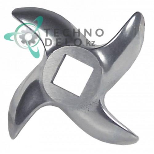 Нож ENTERPRISE 22 - Ø 73 внутр. размер 13x13мм нержавеющая сталь