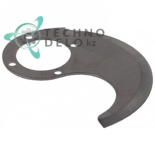 Нож верхний 36G7030 куттера Angelo Po, Fimar CL