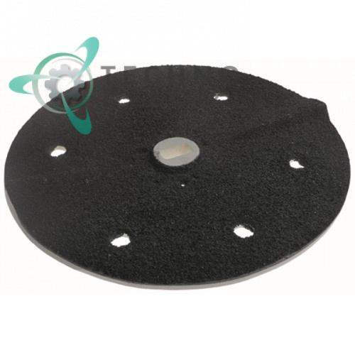 Диск абразивный RG04025 ø300 мм для картофелечистки Sirman PP4-8 Expo, Fimar PL4-8