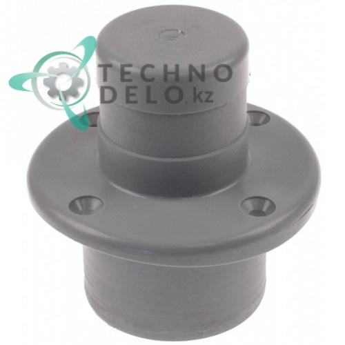 Ручка ø88мм L140мм абразивного диска картофелечистки PSM20/30 Oztiryakiler