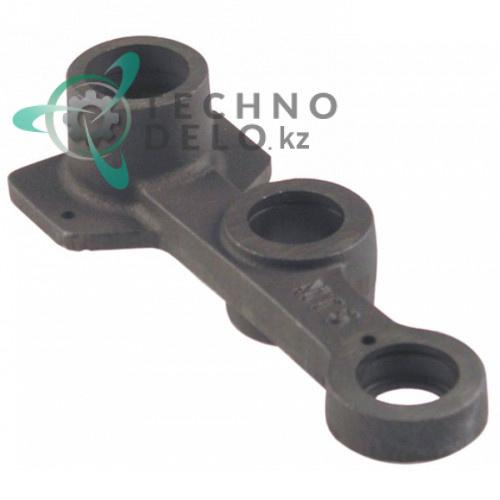 Кронштейн подшипника (держатель) нижний 57NT05 57NT10 для тестомеса Alimacchine NT05, NT10