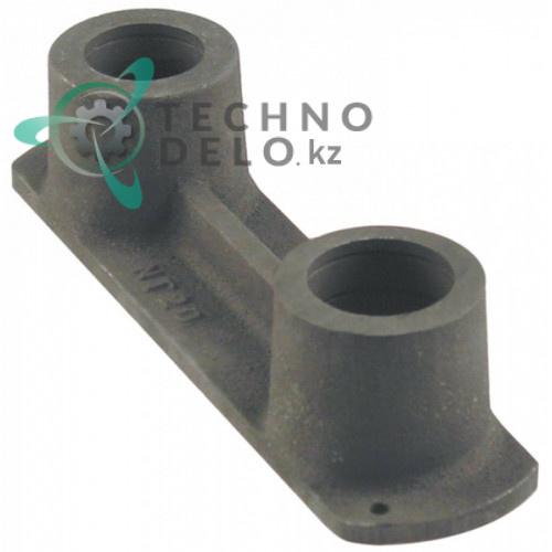 Кронштейн подшипника верхний внутренний ø42/ø47мм H-65мм 6NT20 6NT30 для Alimacchine NT20, NT30