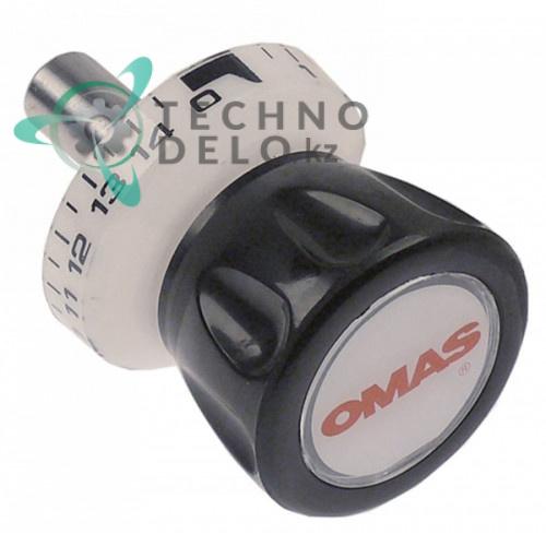 Ручка регулировочная 0-15 ø70мм I1990A для слайсера Omas