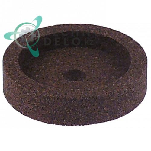 Заточной камень ø51мм/ø8мм (крупный абразив) 0720 для ножа слайсера RGV 300, 350-S и др.