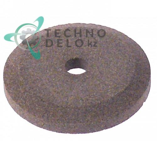 Заточной камень ø50мм/ø8мм (мелкий абразив) для ножа слайсера / универсальный