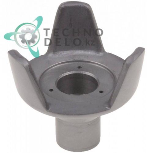 Корпус насадки (ограничитель) ø15мм H76мм SL3349 миксера Fimar MX25