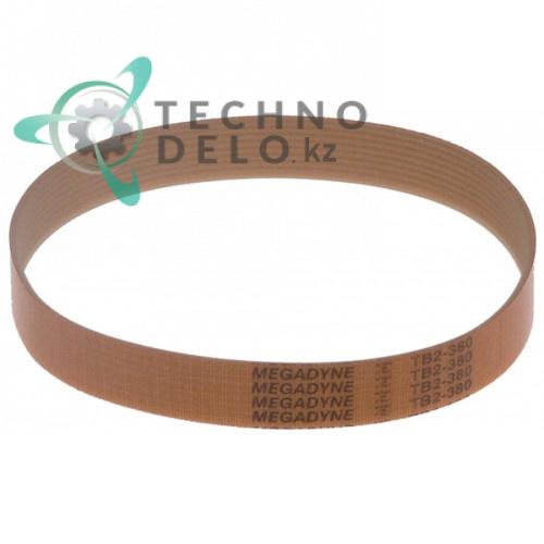 Ремень TB2-430 (14 ручейков) для слайсера Angelo-Po, Cookmax, Sirman и др.