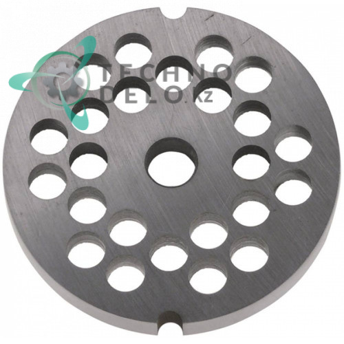 Решетка (Enterprise) для мясорубки mod. 12, ячейка 8мм /под горловину - Ø 70мм