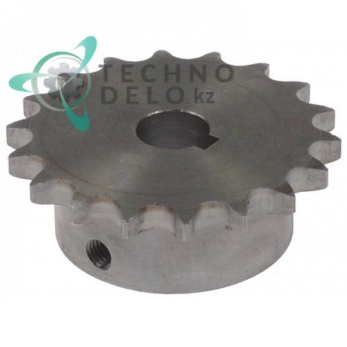 Звездочкая цепная 18 зубчиков (код 410235) для посудомоечной машины Comenda и др.