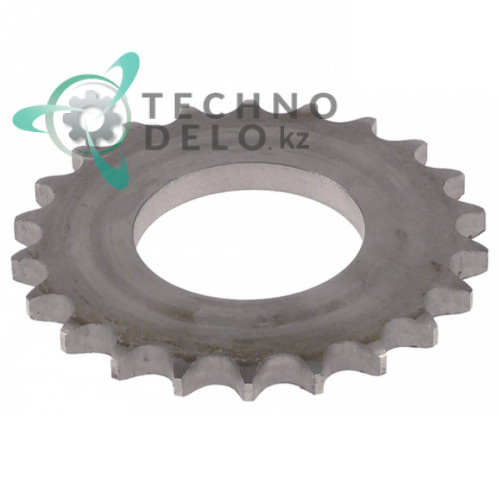 Звездочка цепная 22 зуба (код 0802722) для посудомоечной машины Lamber M115/M150, Amatis и др.