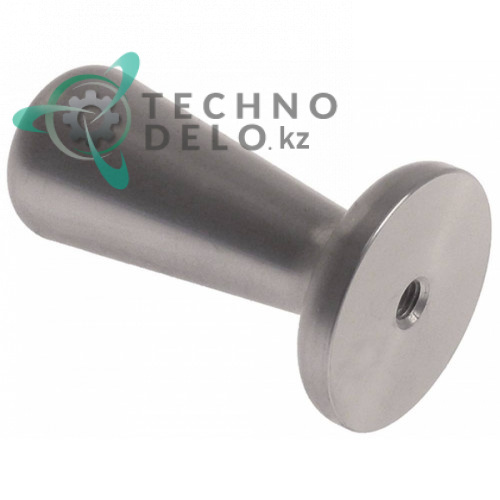 Ручка алюминиевая для держателя M10 L-100мм (код 1130) слайсера RGV 300/350/370