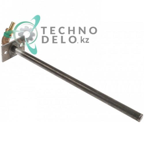 Трубка инжекторная (распылитель L460 мм) 043148.60 печи MIWE Roll In