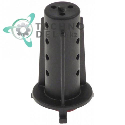 Сопло впрыскивающее ø2мм/ø27мм/ø5.6мм пластмасса LA69040050 LAR69040050 для теплового оборудования Lainox