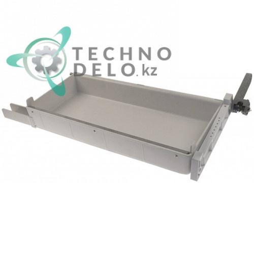 Ванна в комплекте 630x355x100мм 81426054 для льдогенератора Icematic N90