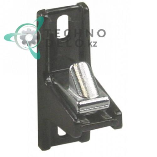 Щеколда замка 58x20x35мм для холодильного оборудования Emmepi, Panicoupe и др.