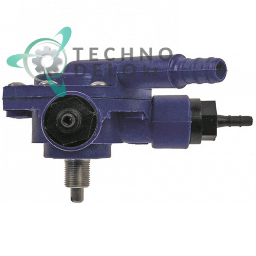Дозатор-насос ополаскивателя ø4x6мм 620788 20007 для Comenda, Hoonved, Rosinox и др.