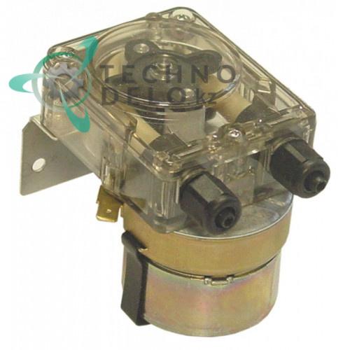 Дозатор-насос Germac AQUA G250 2,3л/ч 230VAC моющее средство 4x6мм термопласт