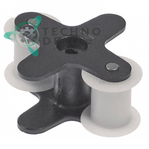 Катушка шланга (ролики сжатия RIC0151035) перистальтического насоса Seko