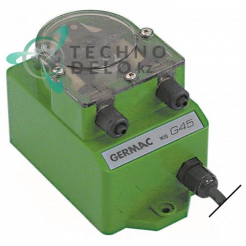 Дозатор-насос AQUA Germac G45 5,5л/ч 230VAC моющее средство шланг термопласт