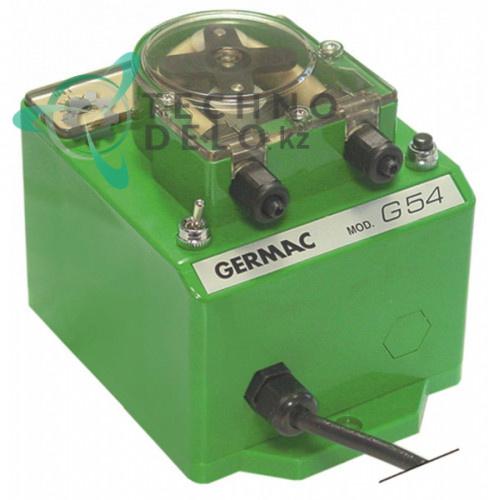 Дозатор-насос AQUA Germac G54 13л/ч 230VAC моющее средство шланг термопласт