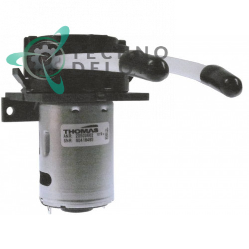 Дозатор ASF Thomas SR10/50 6л/ч ополаскиватель 12VDC 0535681 для Meiko