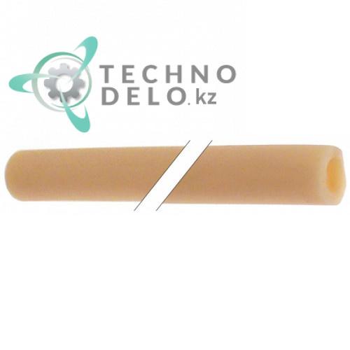 Шланг дозатора мющего средства тип PS 140 ø 4,8x1,6 мм L - 140 мм для машин посудомоечных Meiko