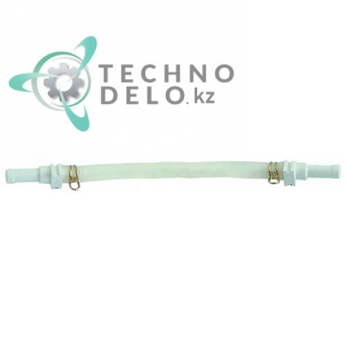Шланг дозатора SR25 ø 4x1.5мм силикон ополаскиватель для машин Meiko